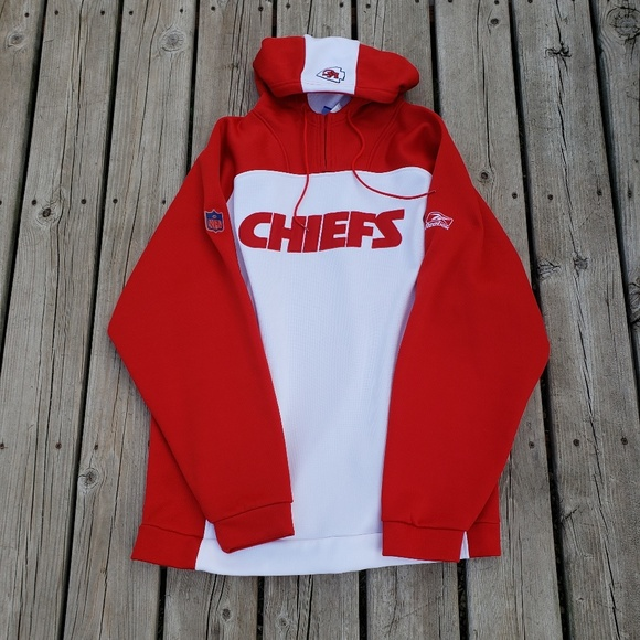 cheap for discount d0a54 a341e Kansas City Chiefs NFL apparel hoodie